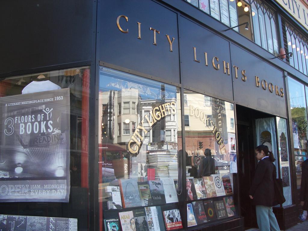 Libraria City Lights1