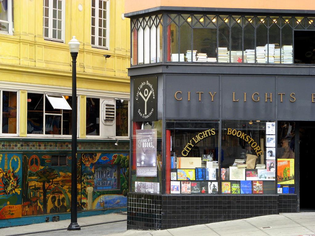 Libraria City Lights111