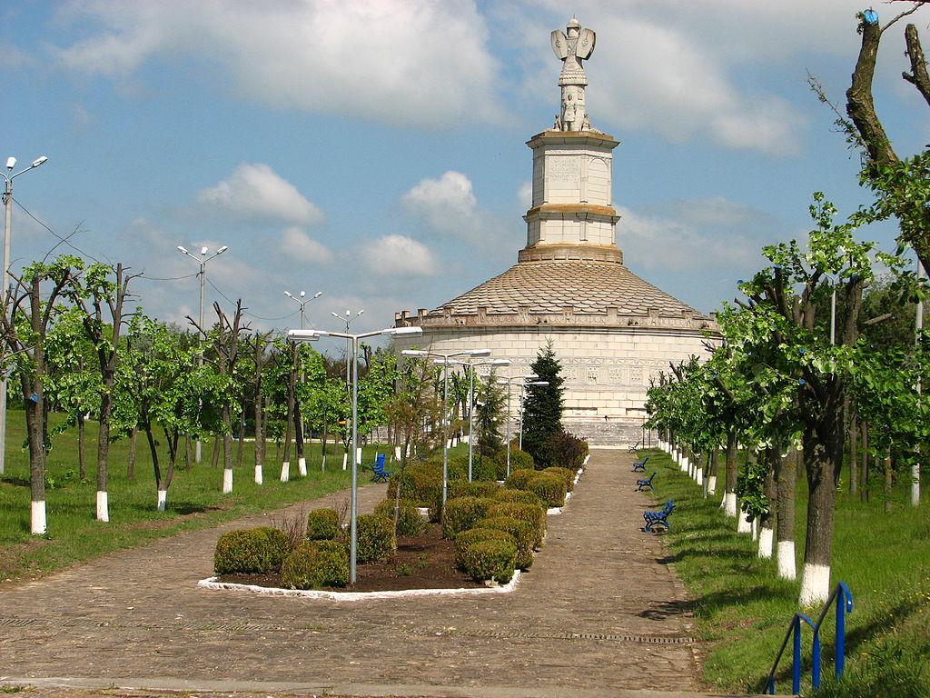 Localitatea Adamclisi11