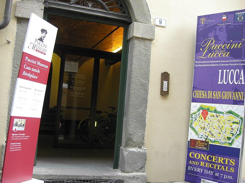Locul de nastere al lui Puccini111