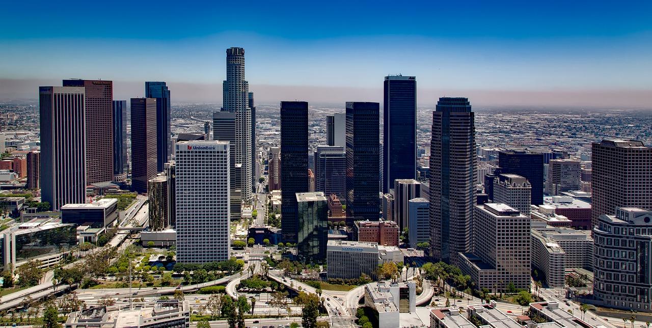 Los Angeles autostrazi