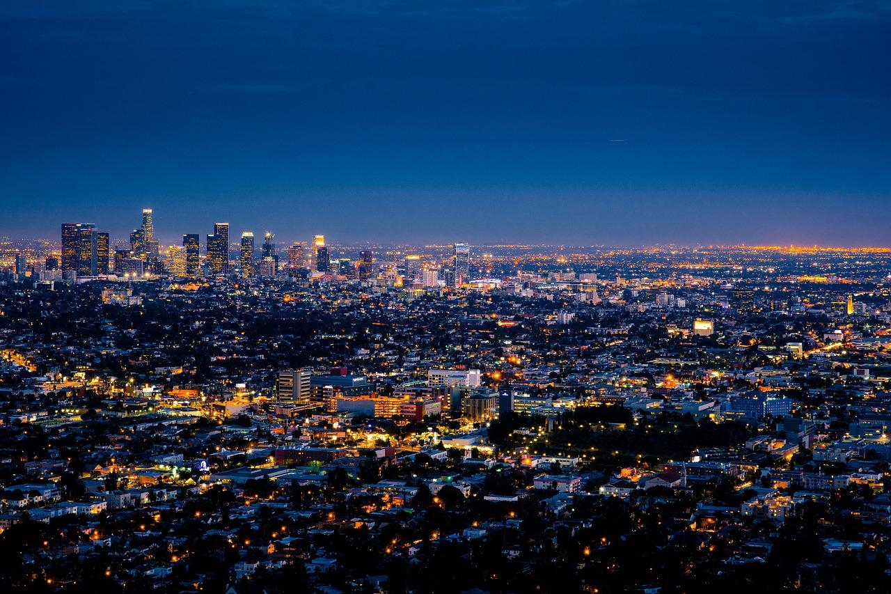 Los Angeles suprafata