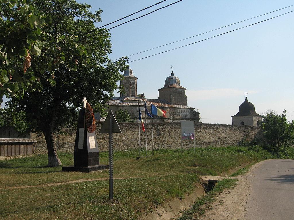 Mănăstirea Bârnova