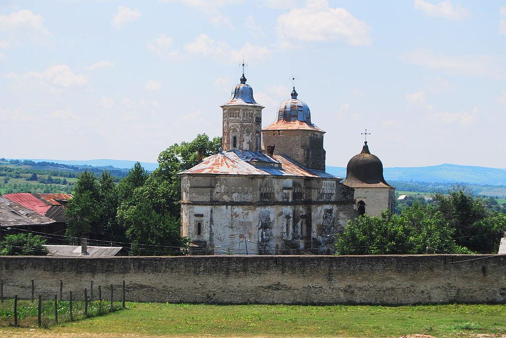 Mănăstirea Bârnova1