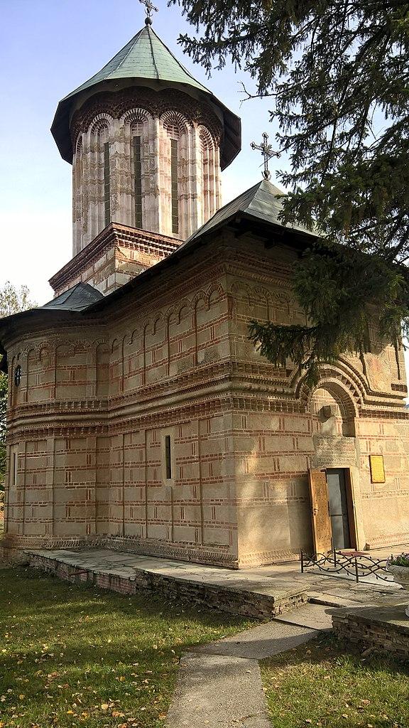 Mănăstirea Căluiu