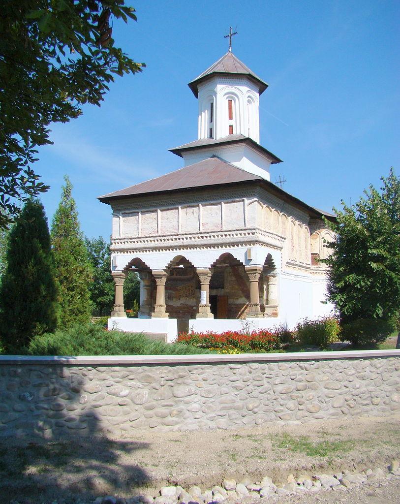 Mănăstirea Cămărășeasca 1