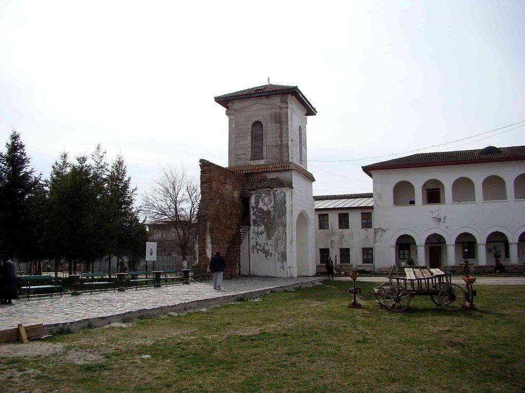 Mănăstirea Comana111