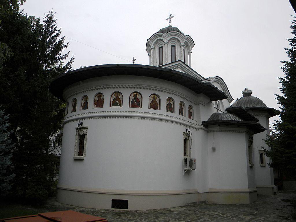 Mănăstirea Darvari