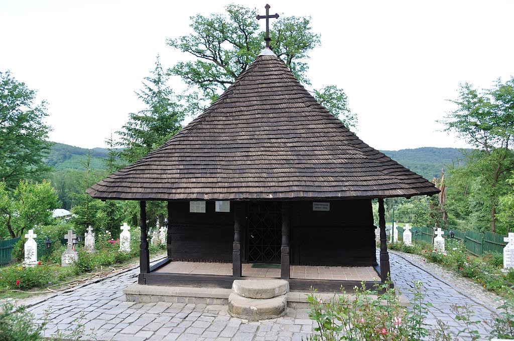 Mănăstirea Dintr-un lemn1