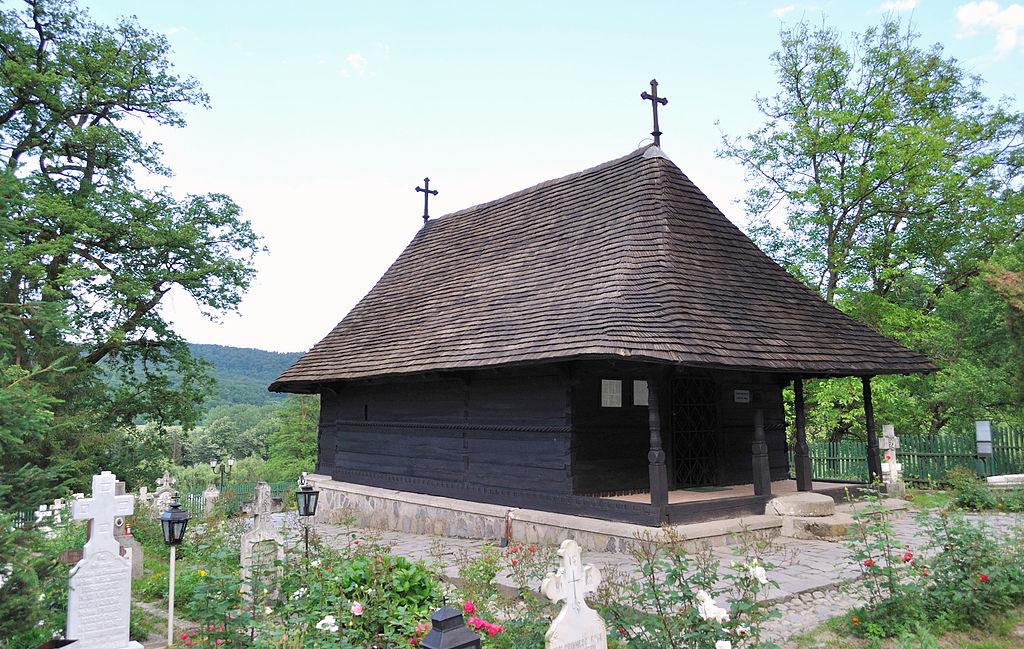 Mănăstirea Dintr-un lemn111