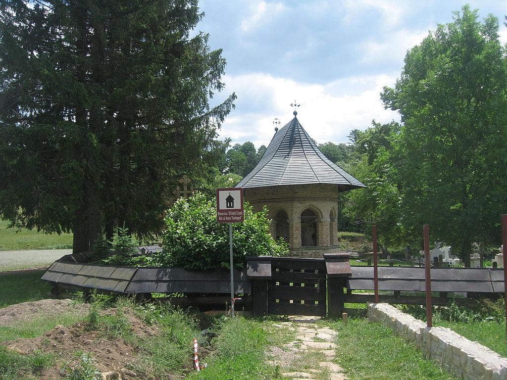 Mănăstirea Dragomirna bisericuta