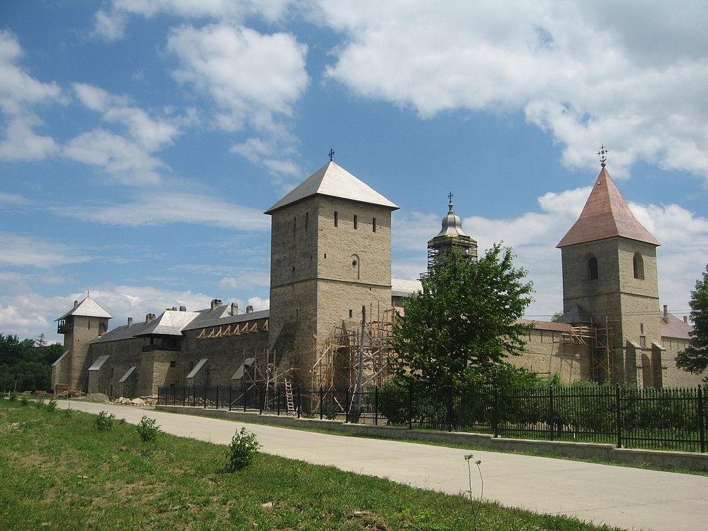 Mănăstirea Dragomirna11
