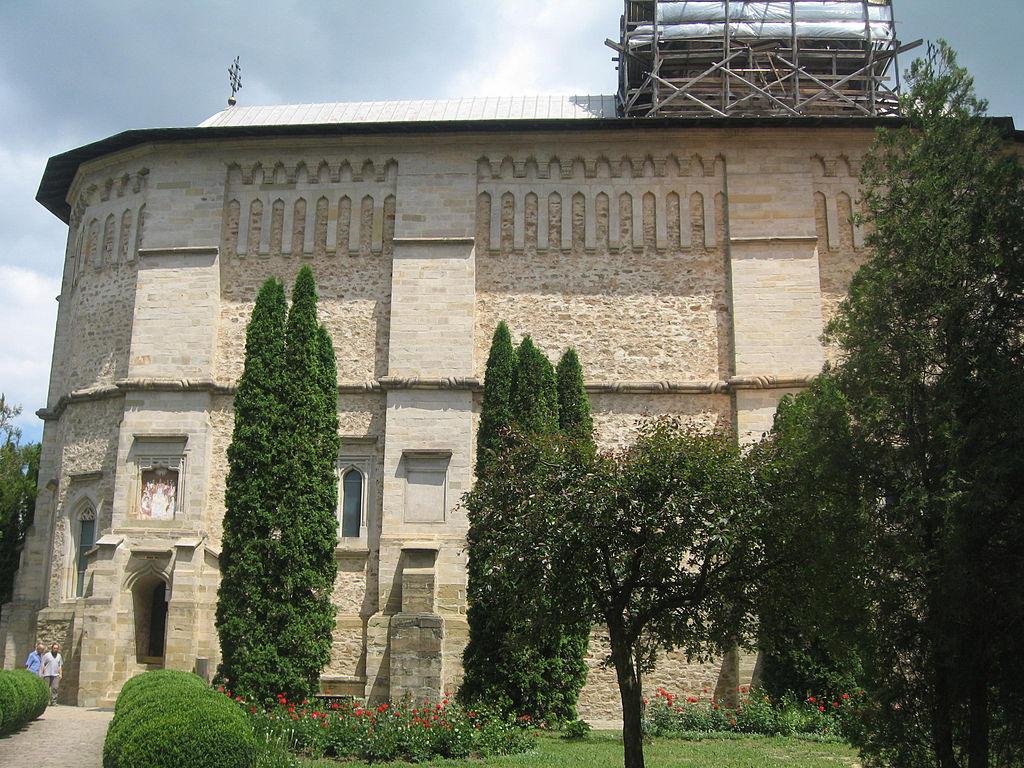 Mănăstirea Dragomirna2