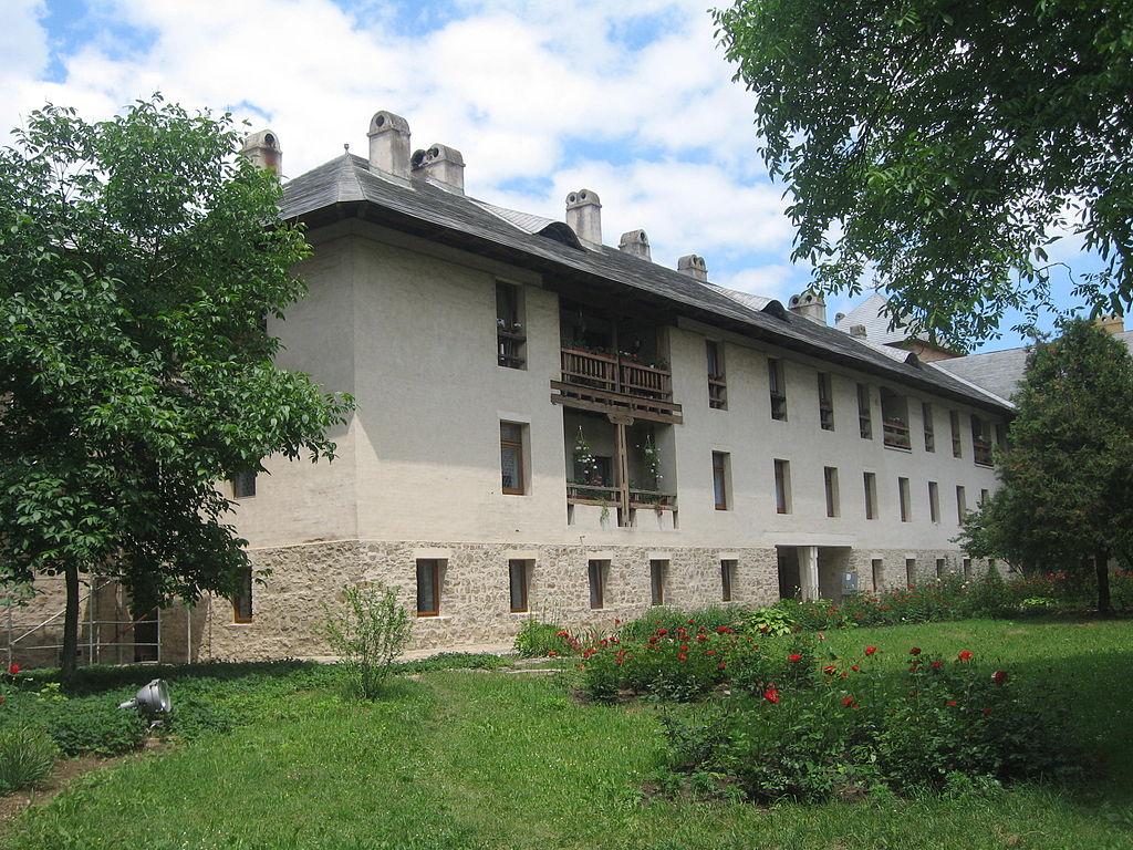 Mănăstirea Dragomirna22