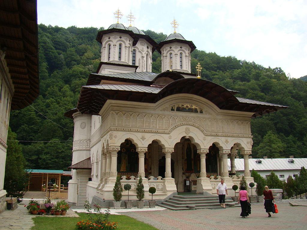 Mănăstirea Lainici1211