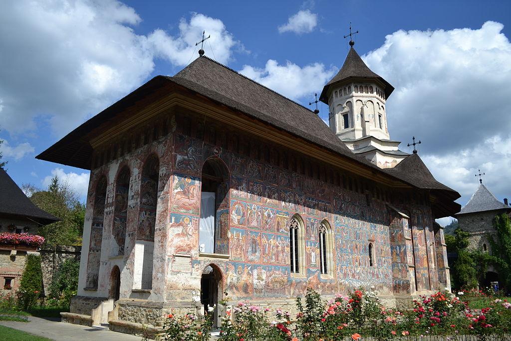 Mănăstirea Moldoviţa1