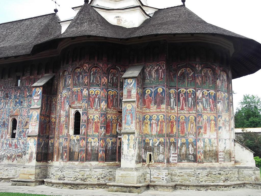 Mănăstirea Moldoviţa11