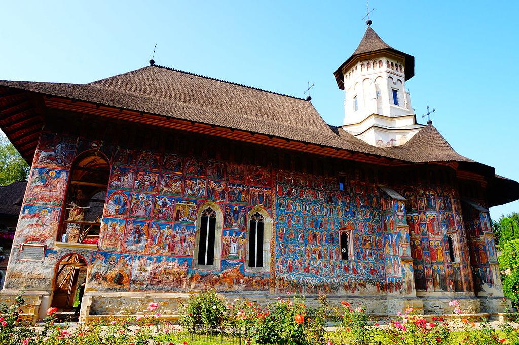 Mănăstirea Moldoviţa111