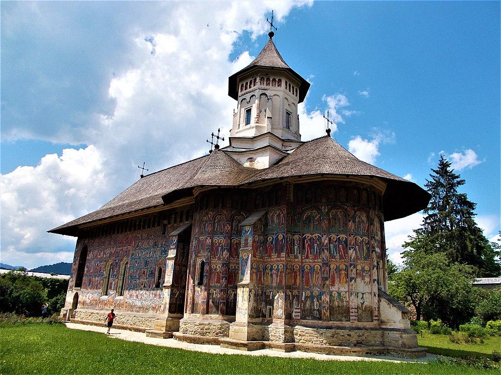 Mănăstirea Moldoviţa1111