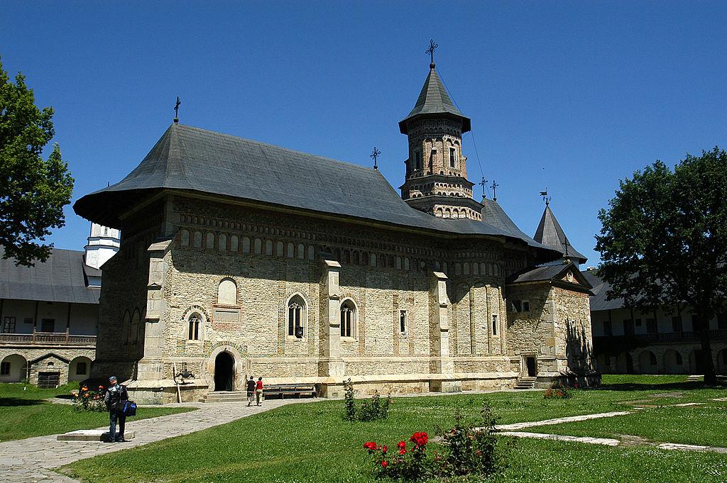Mănăstirea Neamţ1