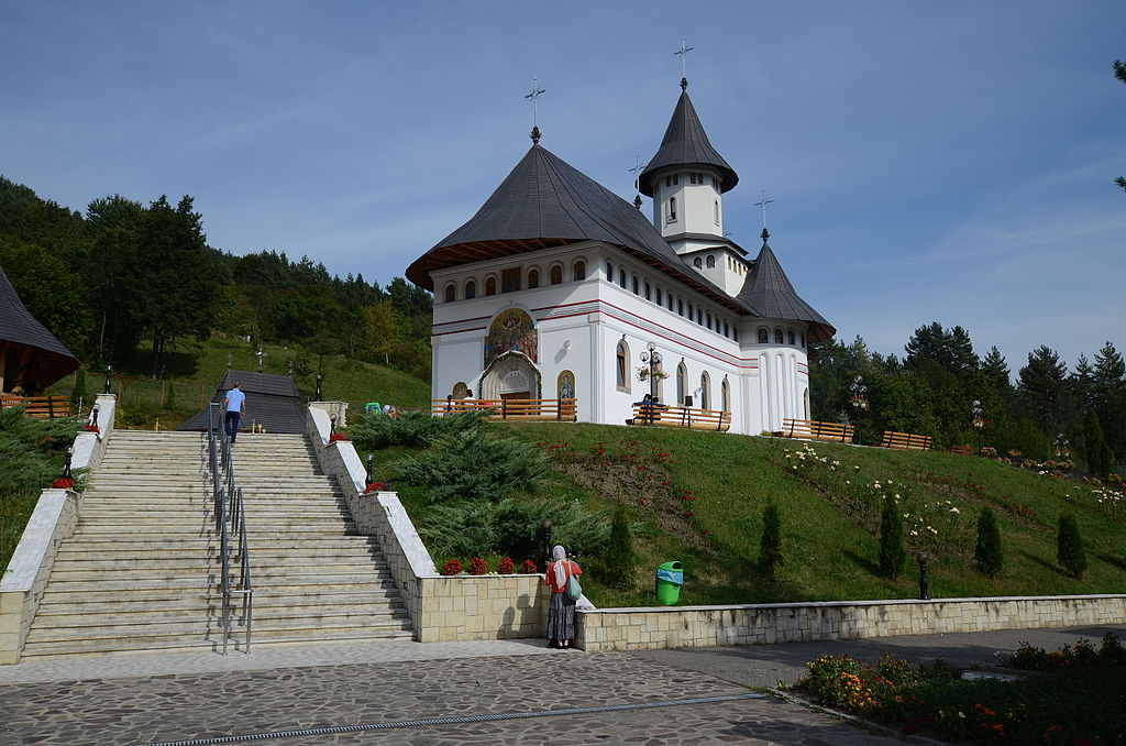 Mănăstirea Pângărați