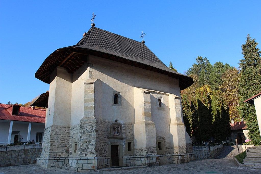 Mănăstirea Pângărați1