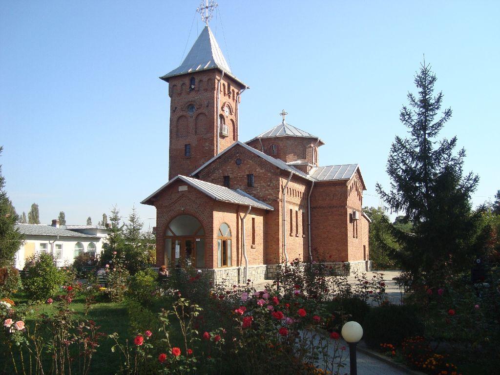 Mănăstirea Pissiota