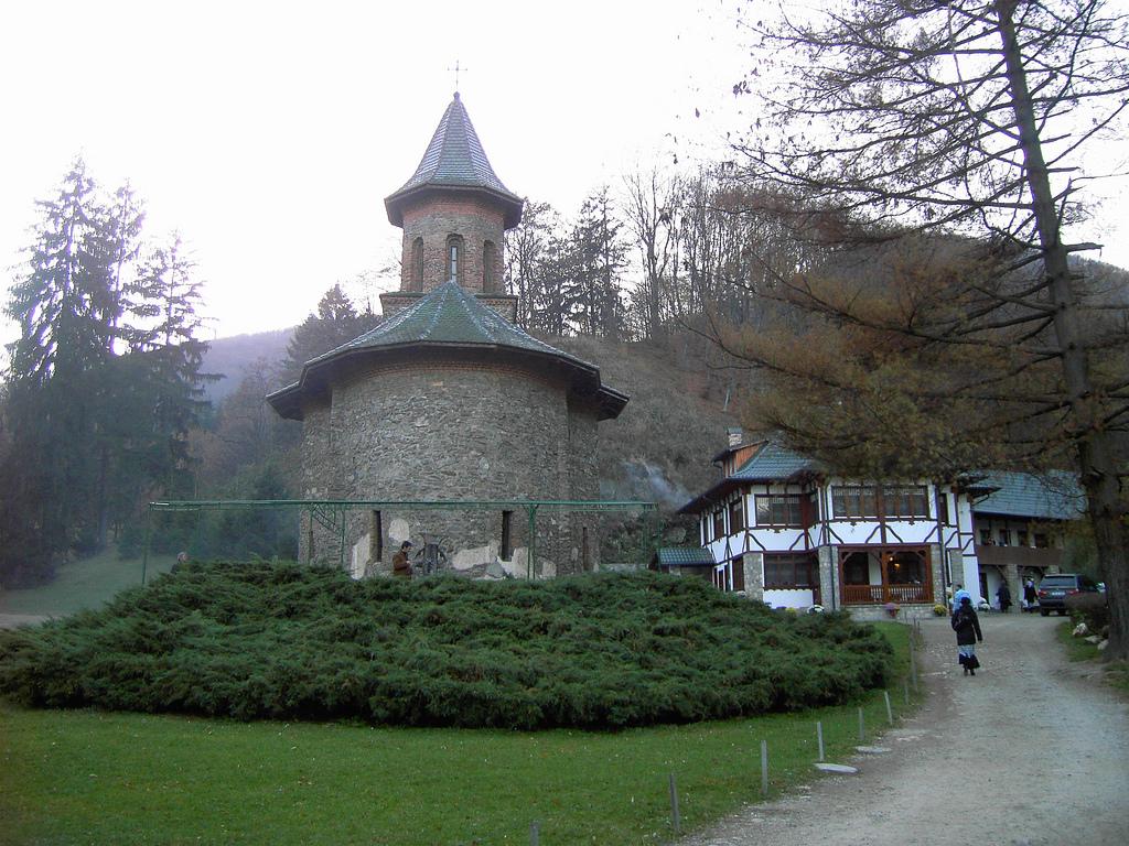 Mănăstirea Prislop1