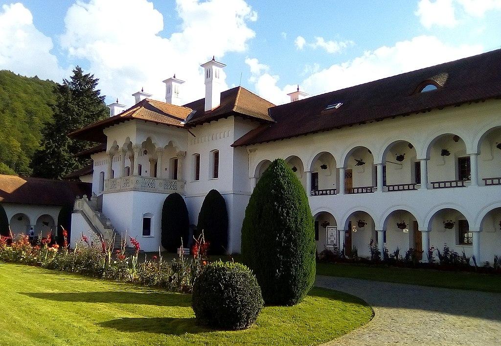 Mănăstirea Sâmbăta de Sus1