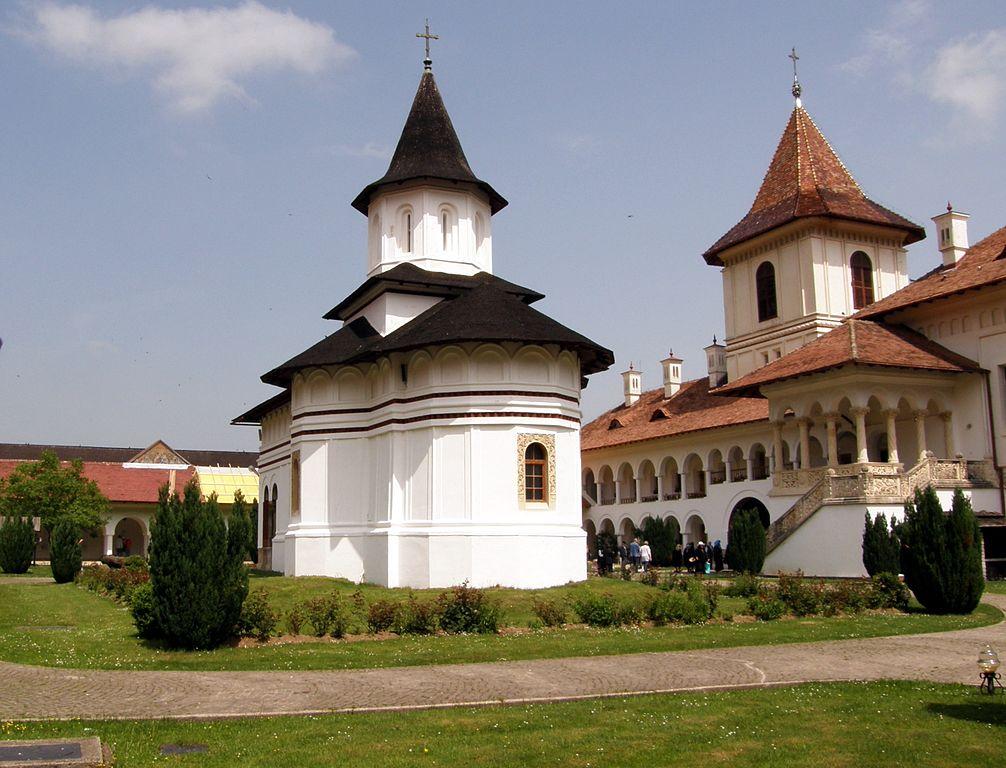 Mănăstirea Sâmbăta de Sus11