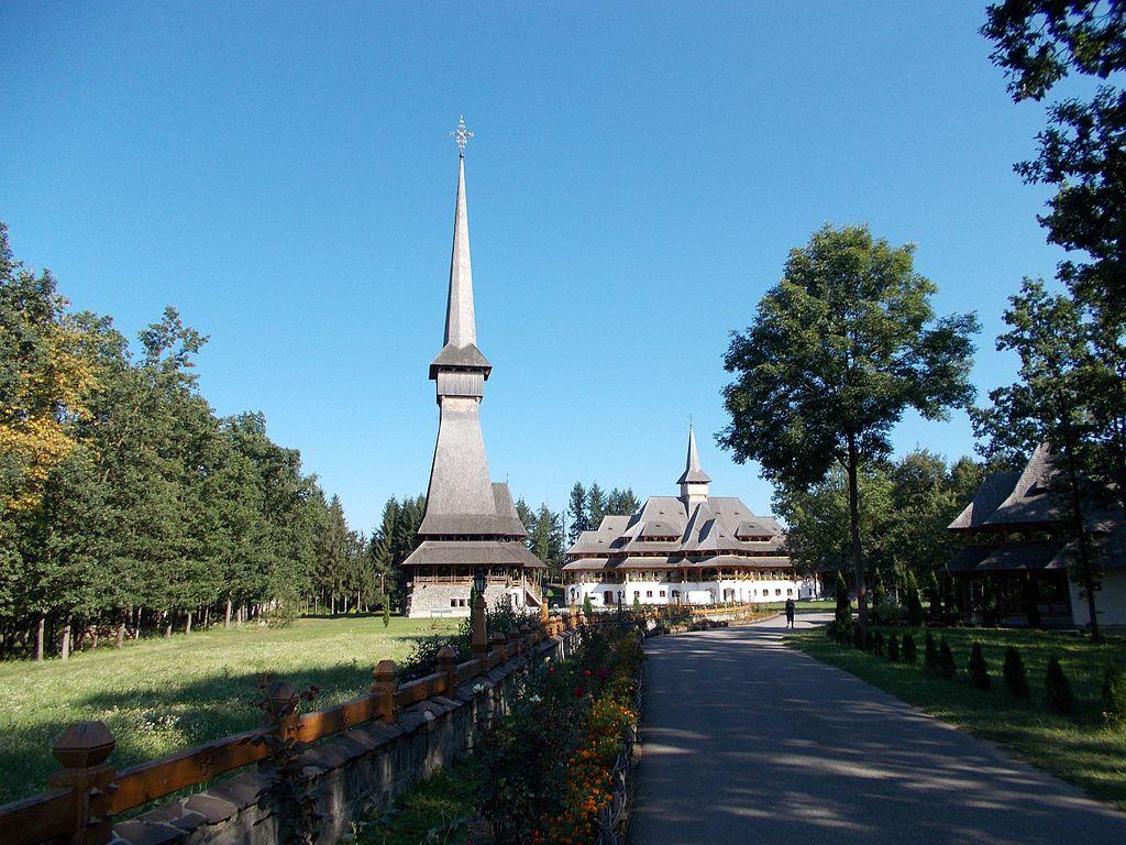 Mănăstirea Săpânţa Peri