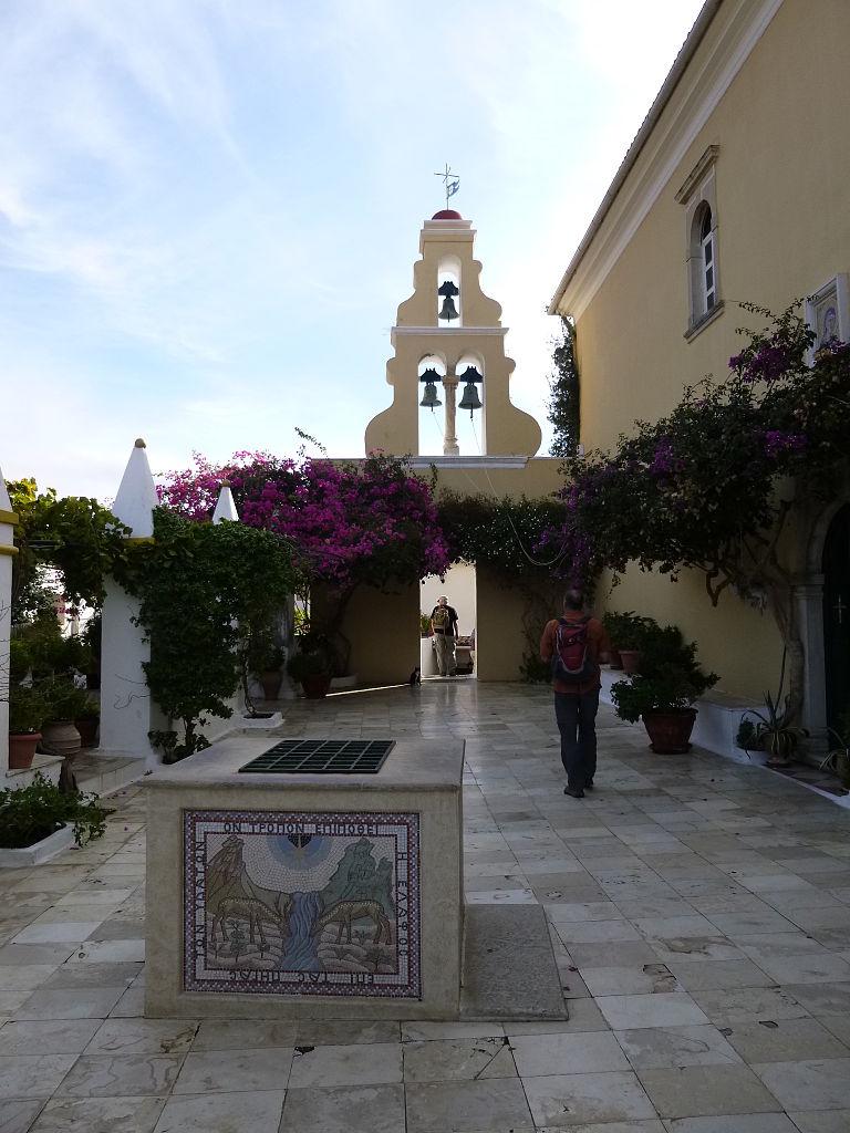 Mănăstirea Sfânta Treime din Paleokastritsa