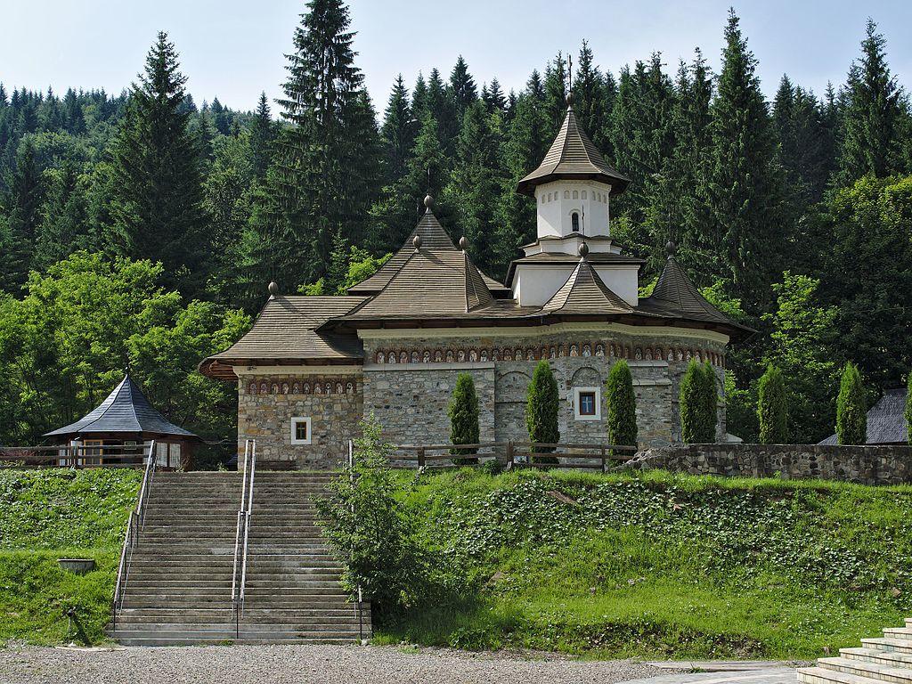 Mănăstirea Sihăstria Putnei1
