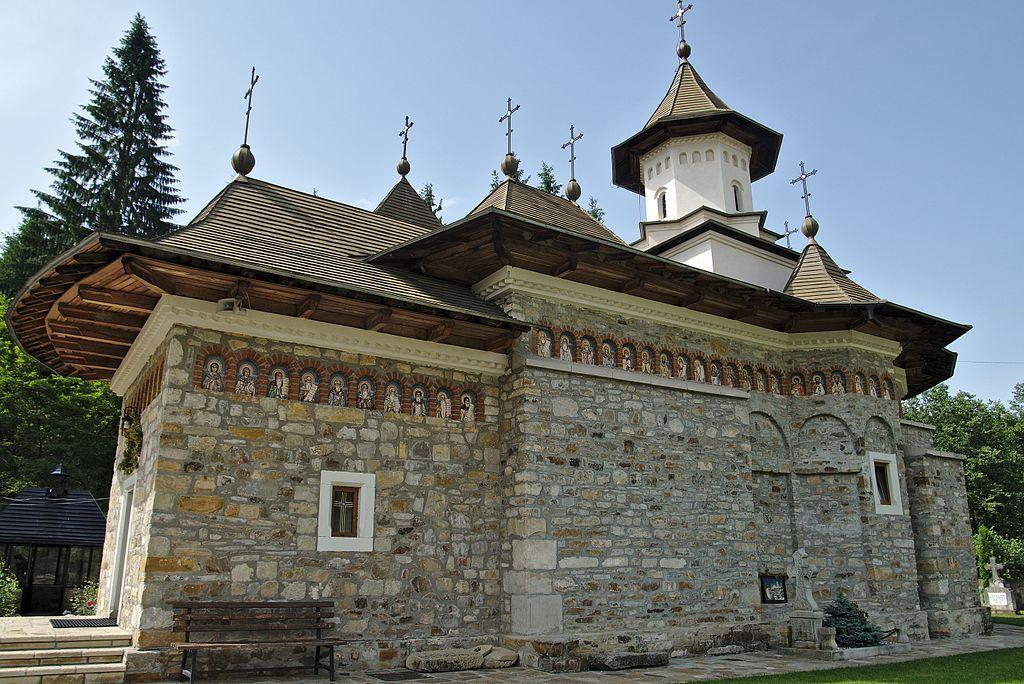 Mănăstirea Sihăstria Putnei11