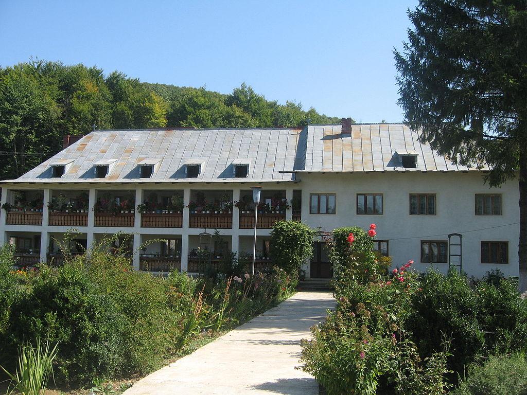 Mănăstirea Sihăstria Voronei12