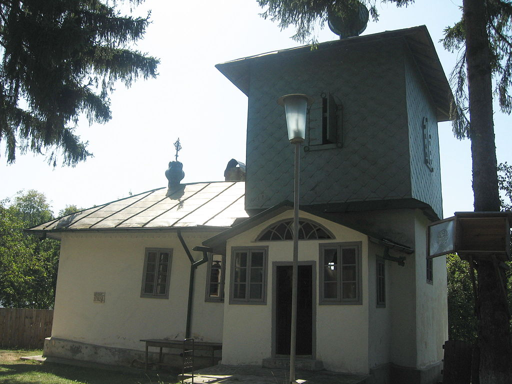 Mănăstirea Sihăstria Voronei123
