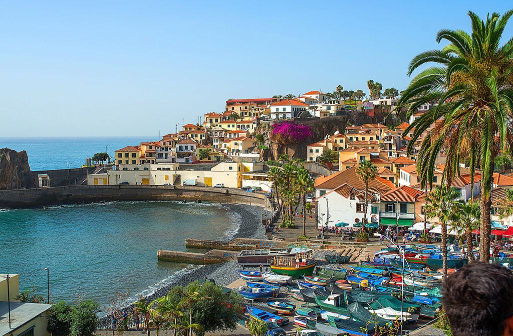 Madeira peisaj