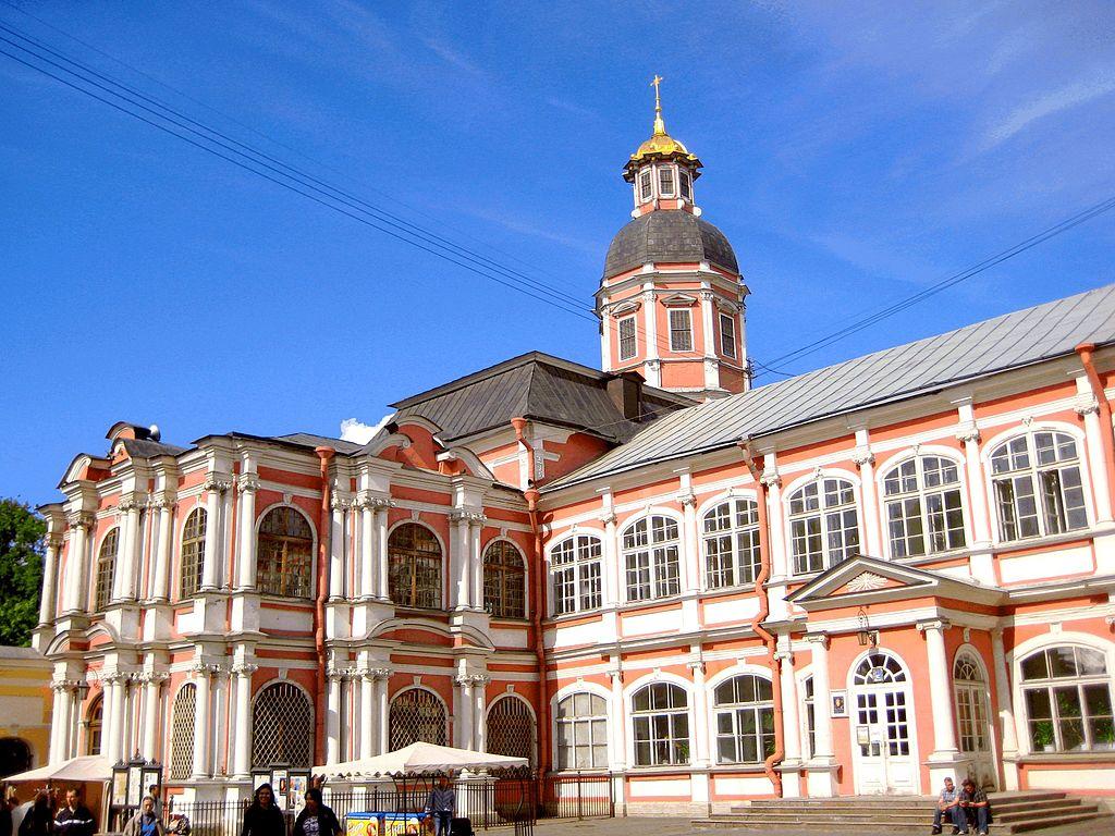 Manastirea Aleksandr Nevski1