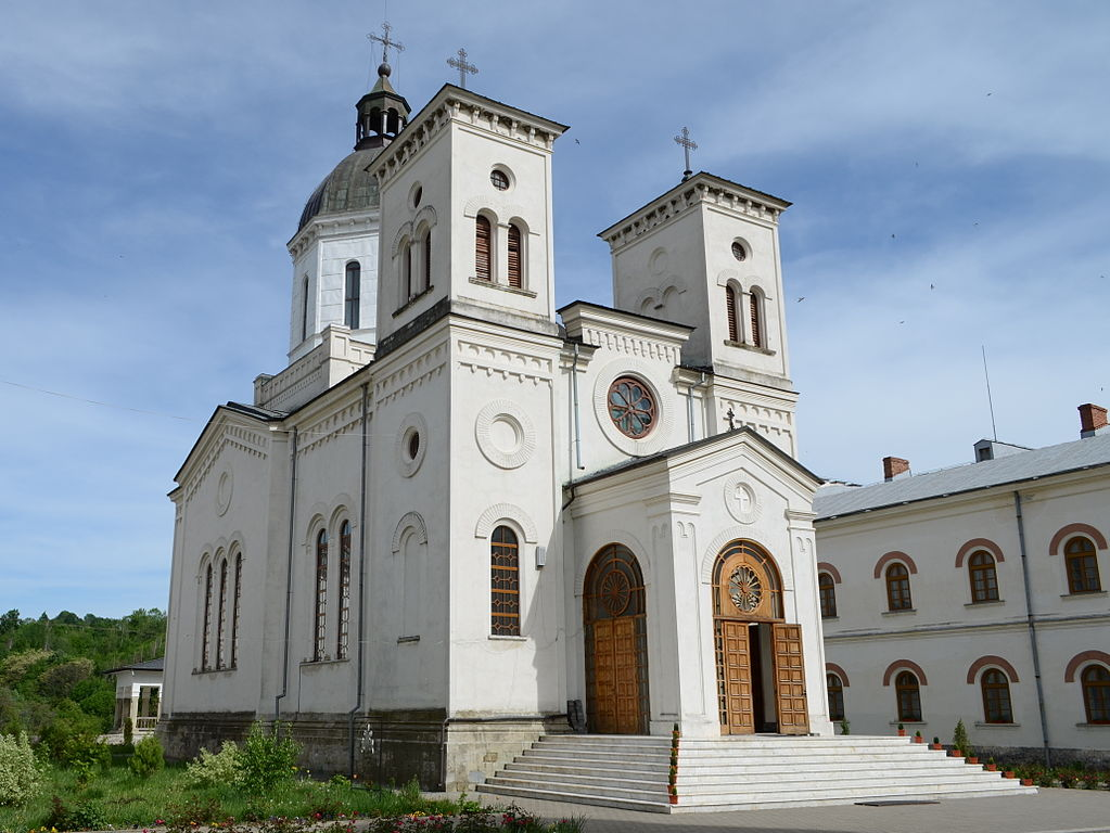 Manastirea Bistrita Valcea