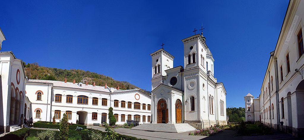 Manastirea Bistrita1