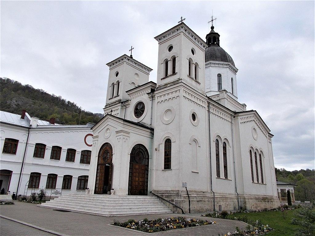 Manastirea Bistrita4
