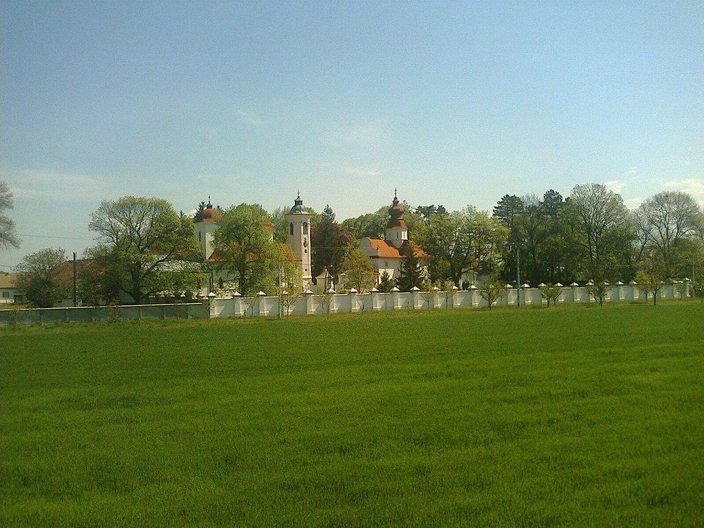 Manastirea Bodrog