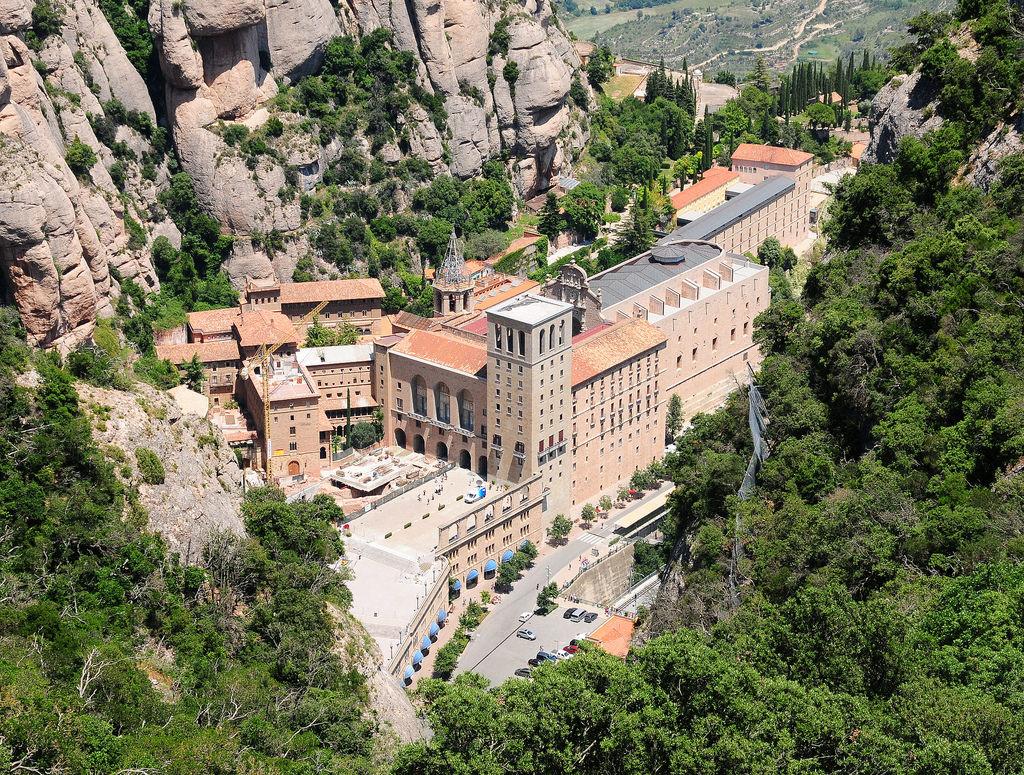 Manastirea Fecioarei din Montserrat