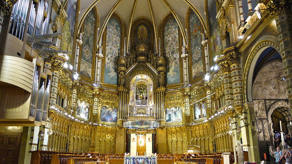 Manastirea Fecioarei din Montserrat1