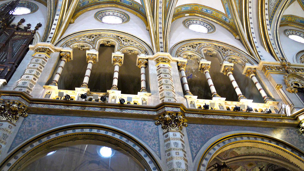 Manastirea Fecioarei din Montserrat11