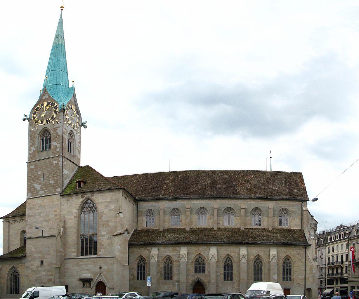 Manastirea Fraumunster