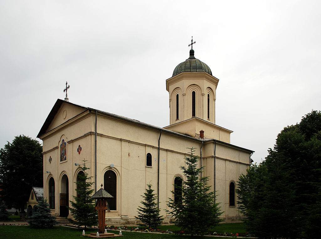Manastirea Ghighiu1