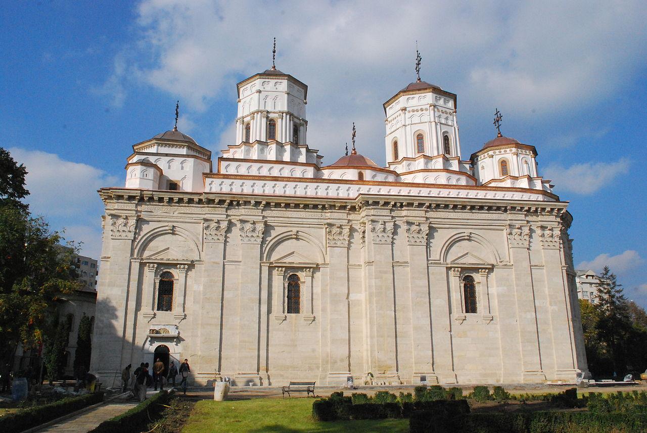 Manastirea Golia1