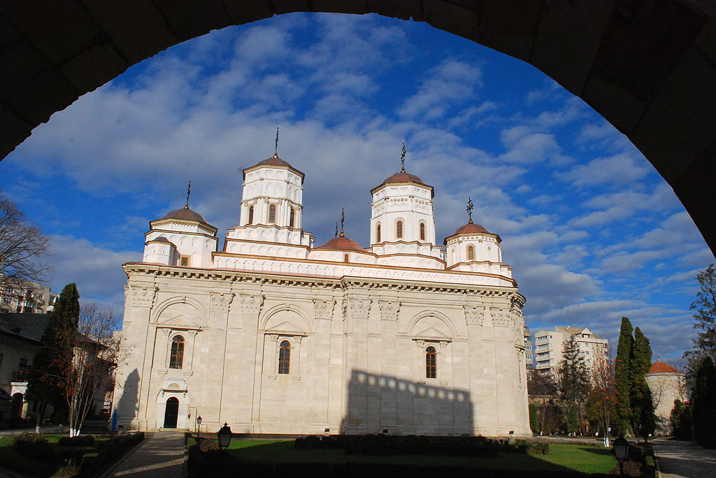 Manastirea Golia111