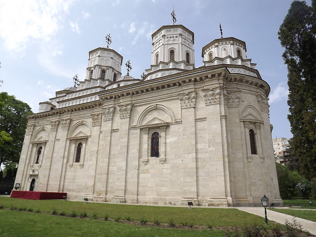 Manastirea Golia2